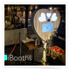 Rustic Photo Booth Hire Swindon