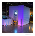 Inflatable photo booth hire south west