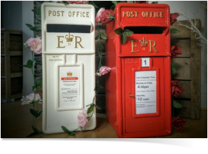 post boxes for hire Wiltshire