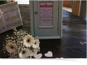 post boxes for weddings