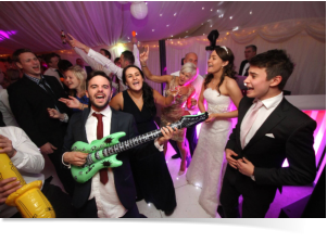 fun wedding hampshire