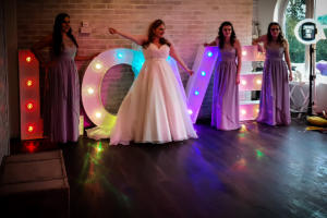 love letter hire for weddings and events