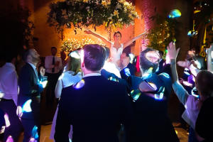 cripps barn wedding disco hire
