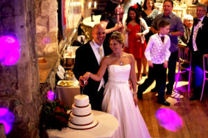 new forest wedding dj